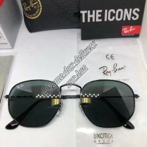 Ray-Ban Hexagonal sunglasses 3548N 51 mm